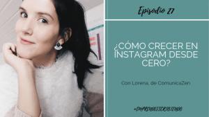como crecer en instagram