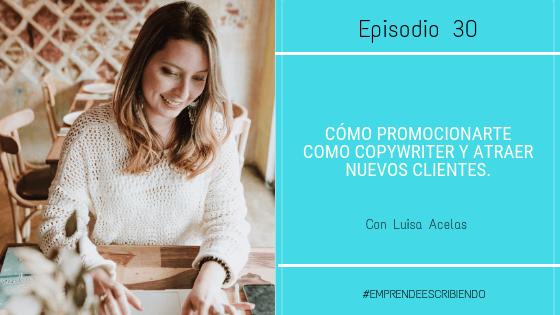 como promocionarte como copywriter y creador de contenido